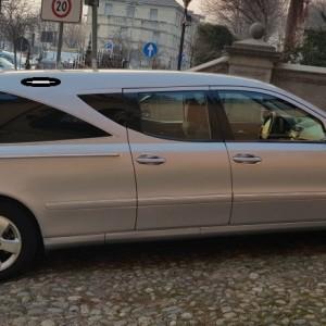 1.SCHETTINI AUTOTRASFORMAZIONI - USATO MB 211 Limousine