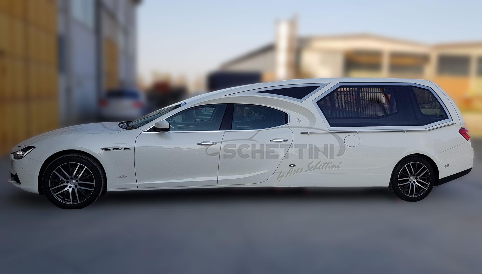 Autofunebre-Maserati-Bianco-Alpi